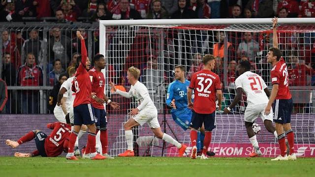Hasil Liga Jerman: Laju Sempurna Bayern Dihentikan Augsburg