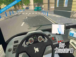 Bus Simulator 16 Game Download Highly Compressed