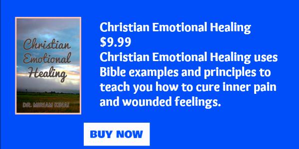 Christian Emotional Healing PDF Book
