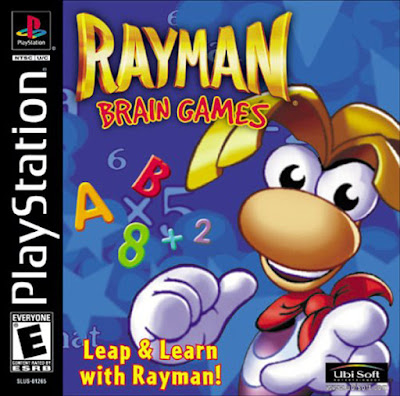 descargar rayman brain games psx por mega