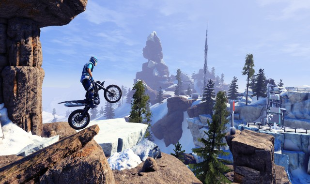 Trials Fusion PC Games Gameplay