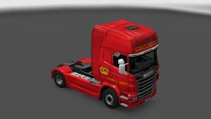 Scania R Corneel Geerts Skin