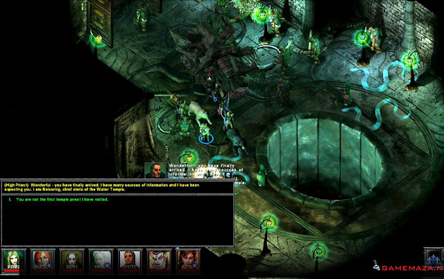 The Temple of Elemental Evil Gameplay Screenshot 3