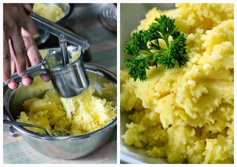 Resep Mashed Potato