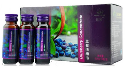 Manfaat Blueberry Concentrate Green World (BLL) 14d6875ee2