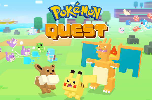 Pokémon Quest arrives on Android and iOS
