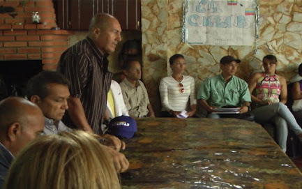 Moradores de San Juan presentaron requerimientos al gobernador Ramón Guevara