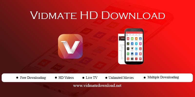 VidMate Free Downloader: Vidmate HD Download