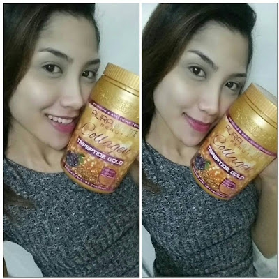 AuraWhite Gold Collagen Murah