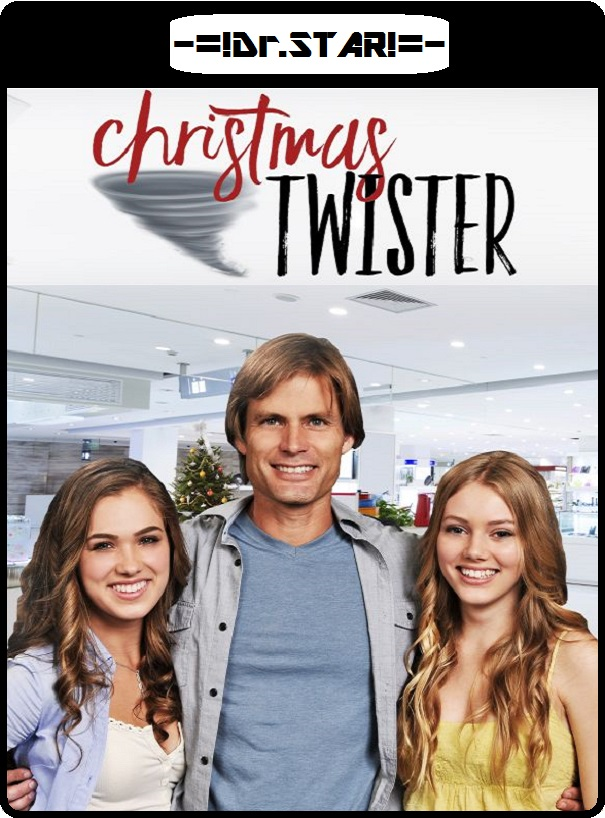 Christmas Twister (2012) ORG Hindi Dual Audio 480p HDTVRip x264 300MB