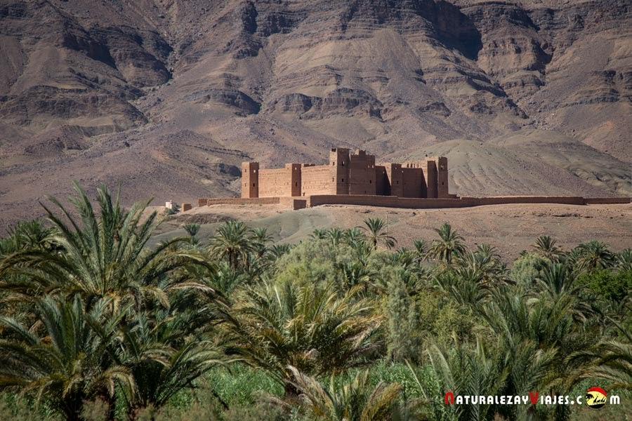 Kasbah Tamenougalt, Marruecos.