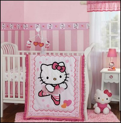 decorating theme bedrooms maries manor hello kitty bedroom decor. Black Bedroom Furniture Sets. Home Design Ideas