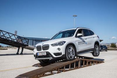 Το BMW GENERATION X Roadshow ξεκίνησε περιοδεία