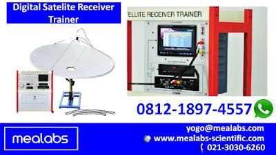 Alat Peraga Penerima Satelit