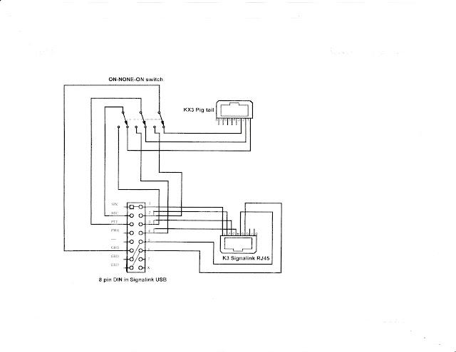 signalink usb circuit diagram