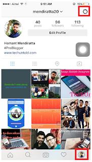 Cara menghapus histori pencarian Instagram, Baik secara khusus maupun keseluruhan