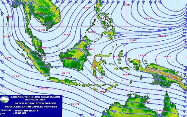Aceh Dilanda Kabut Asap dari Kalimantan