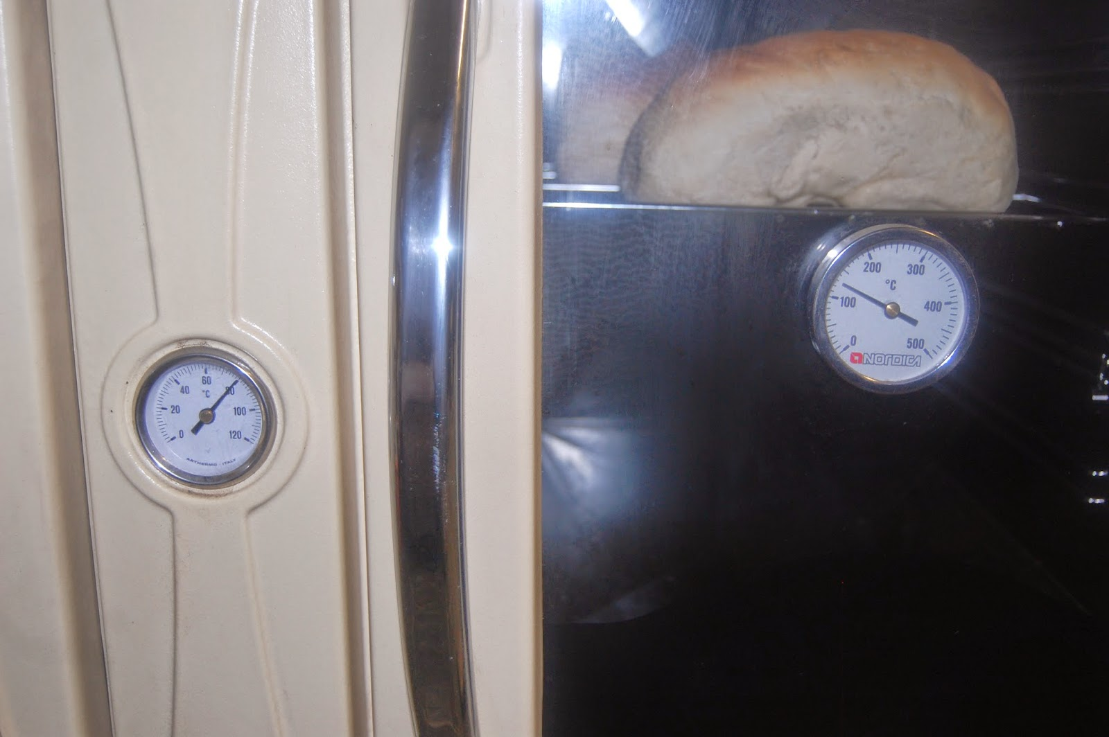 Using a Broseley Thermo Suprema to bake #lifeonpigrow