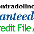 New Credit File step by step program