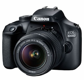 Canon EOS 4000D / Rebel T100: Links to professional / consumer reviews