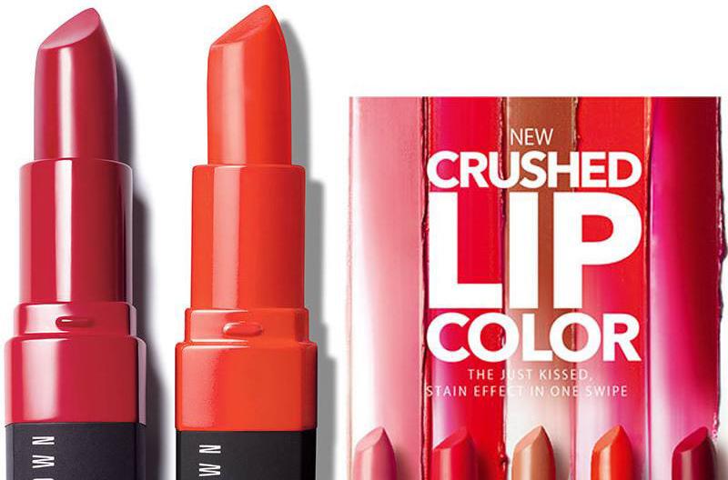 bobbi brown crushed lip color automne 2017