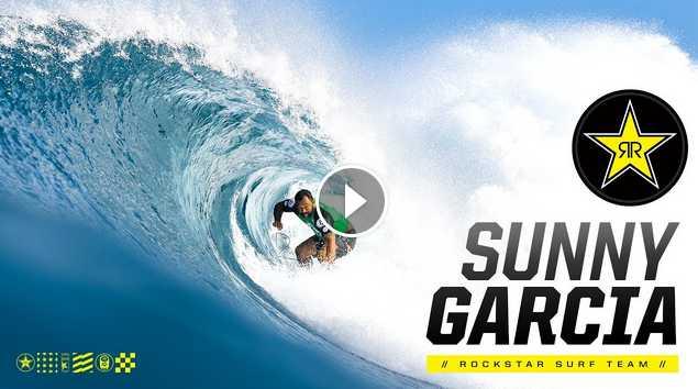 2018 Surf Sunny Garcia