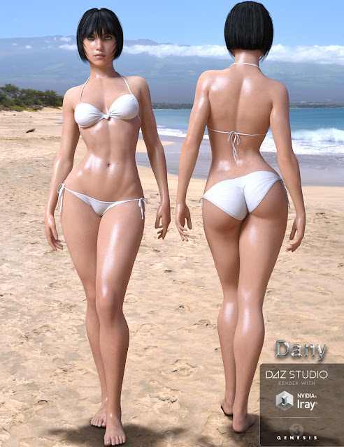 Dany for Genesis 3 Female