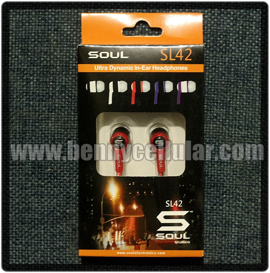 Handsfree Soul 3.5mm