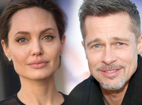 IMDB بالعربي هوليوود طلاق براد بيت أنجيلينا جولي  Brad Pitt and Angelina Jolie