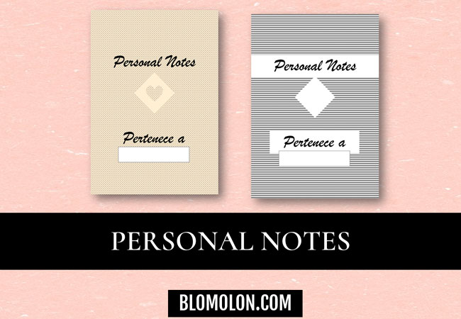 personal-notes