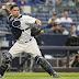 MLB: Gary Sánchez Mejora defensa; brazo imponente
