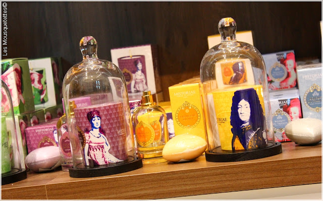 Parfums Historiae -  Les Mousquetettes©