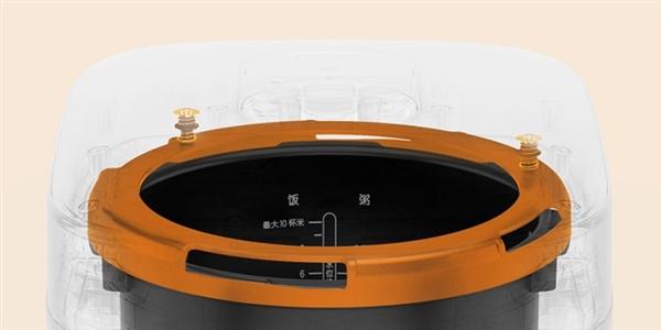 xiaomi electric pressure cooker