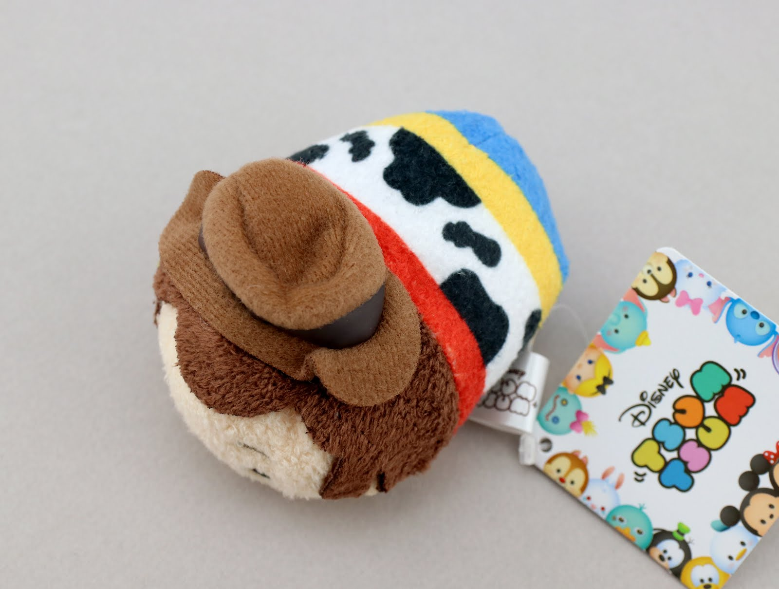 toy story 4 tsum tsums woody