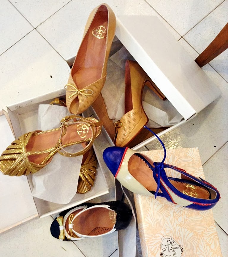 b4cd81a3 Claro que para armar equipos necesito prendas y accesorios además de los  zapatos, y a partir de la sugerencia de Cynthia de Todas Tus Tiendas, ...