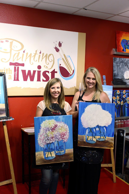 Paintingwithatwist Paint and sip Sip and paint Pinots pallette Paint night Paint nite Mom's Nite Out Mom's Night Out Girl's Night Out Girl's Nite Out
