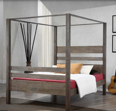 Simple Four Poster Canopy Beds 2