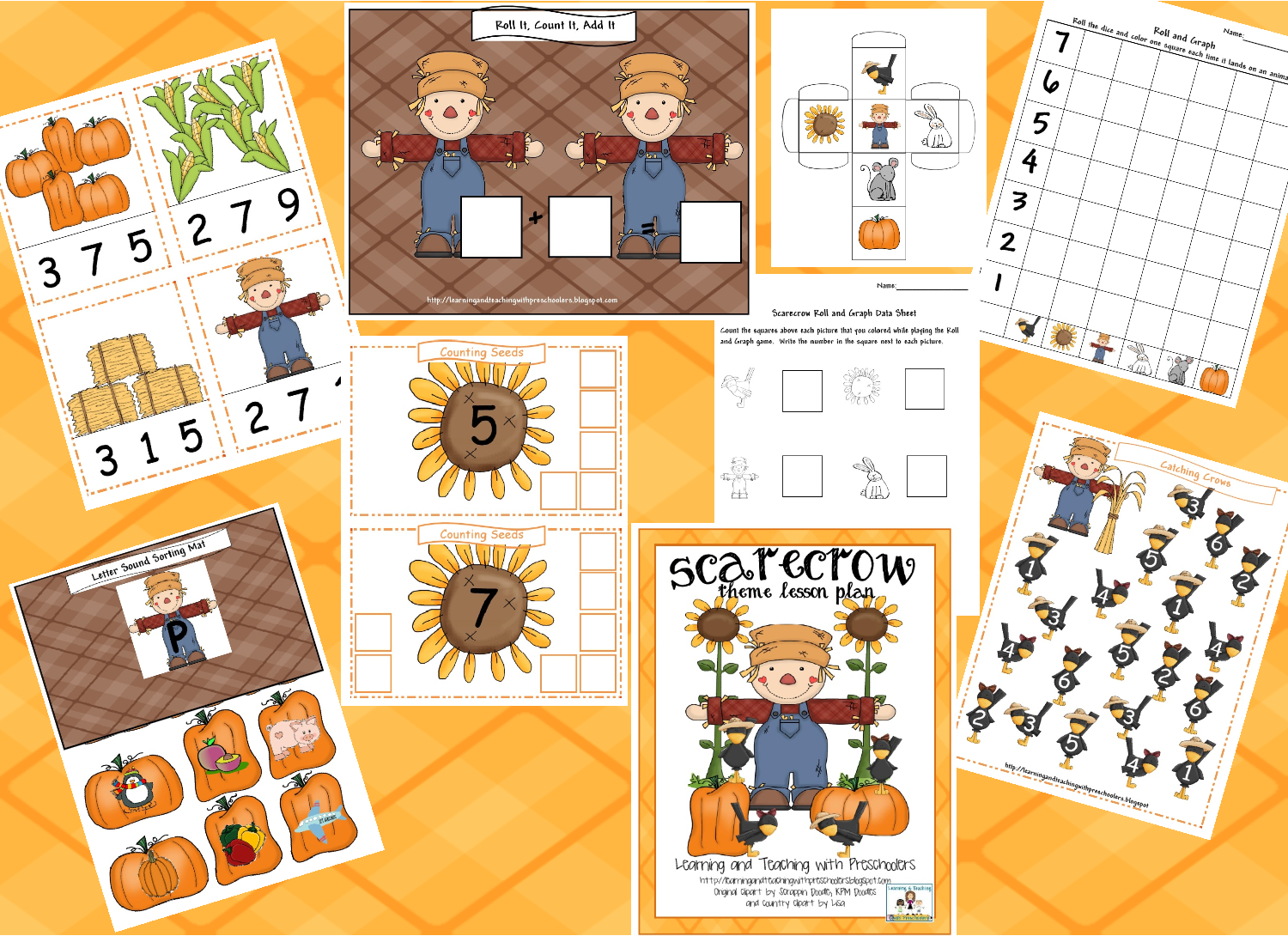 Learning And Teaching With Preschoolers New Scarecrow
