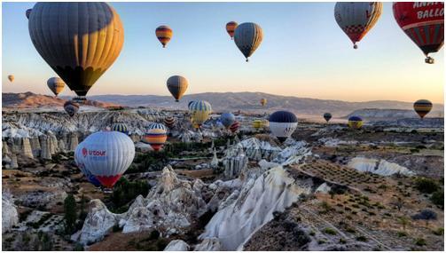 cappadocia baloon tour