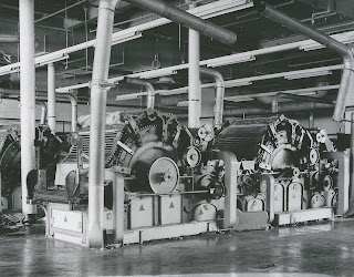 Eagley Mills - Cording Machine