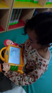 Mainan di Kids Corner Perpustakaan Bank Indonesia Bandung