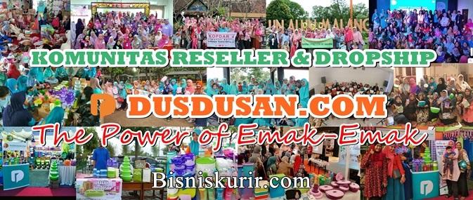 Peluang Bisnis Reseller Dan Dropship Dusdusan.com - BISNIS ...