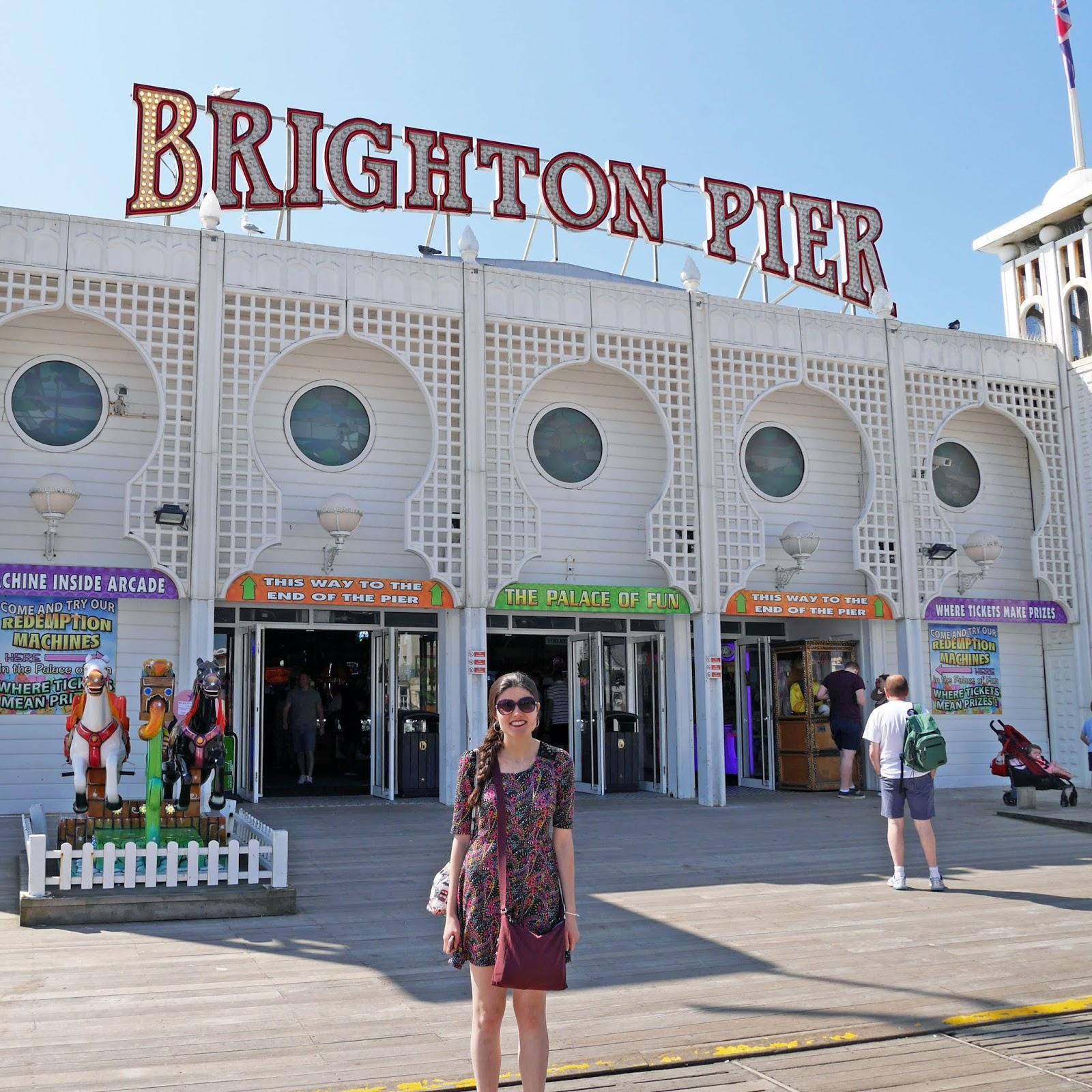 Brighton Palace Pier - Kat Last