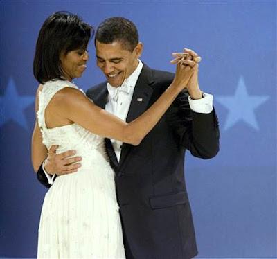 The Obamas Celebrate Their 19th Anniversary 1