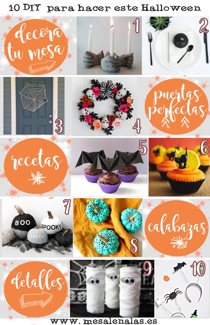10 ideas para halloween para hacer en casa handbox craft - Ideas para hacer en halloween ...