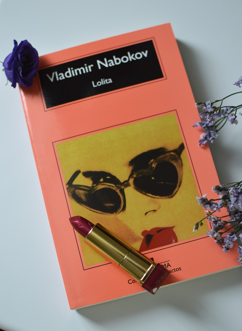 Colour Elixir Lipstick in Mulberry