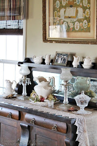 Soft and Sweet Vintage Touches