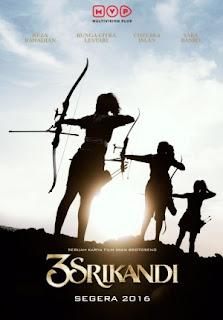 Sinopsis Film 3 Srikandi
