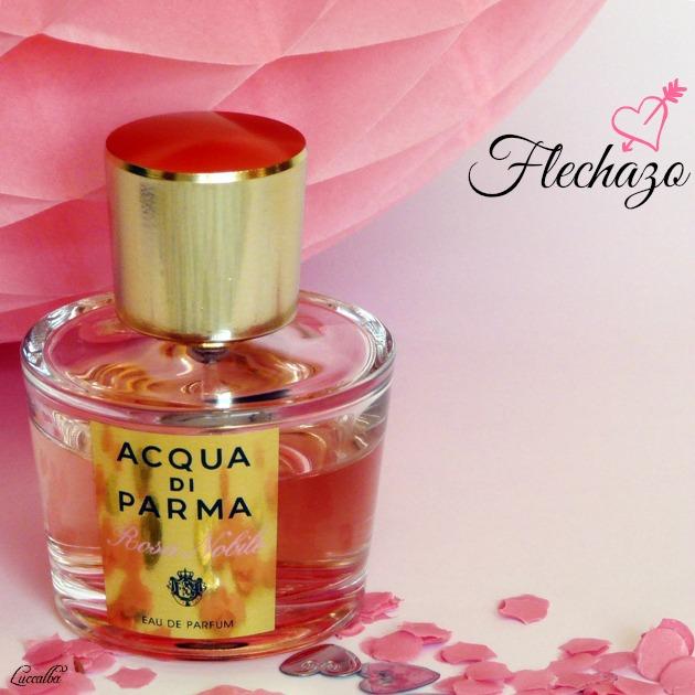 Rosa Nobile Acqua di Parma