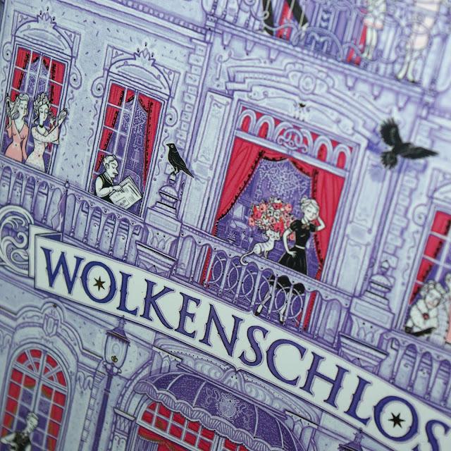 [Books] Kerstin Gier - Wolkenschloss